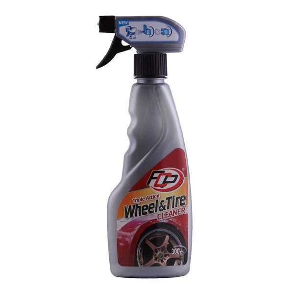 تمیز کننده رینگ و لاستیک اف سی پی مدل Triple Action ظرفیت 300 میلی لیتر