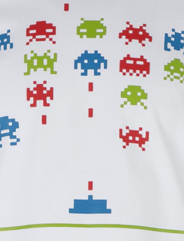 تی شرت نخی یقه گرد مردانه - 63