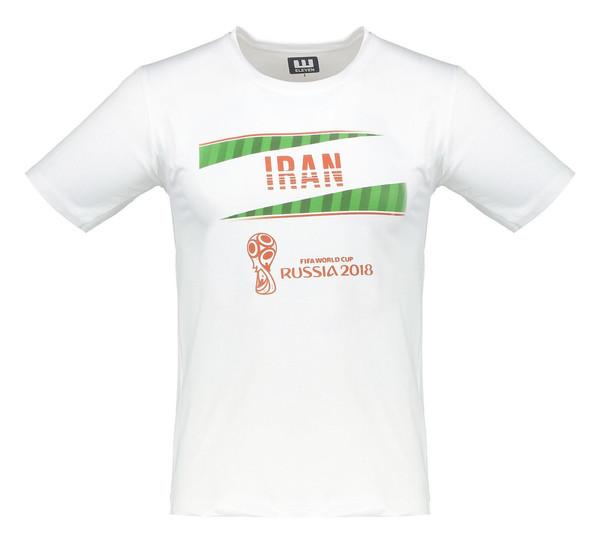 تی شرت تیم ملی فوتبال بزرگسال Islamic Republic Of Iran - ایلون
