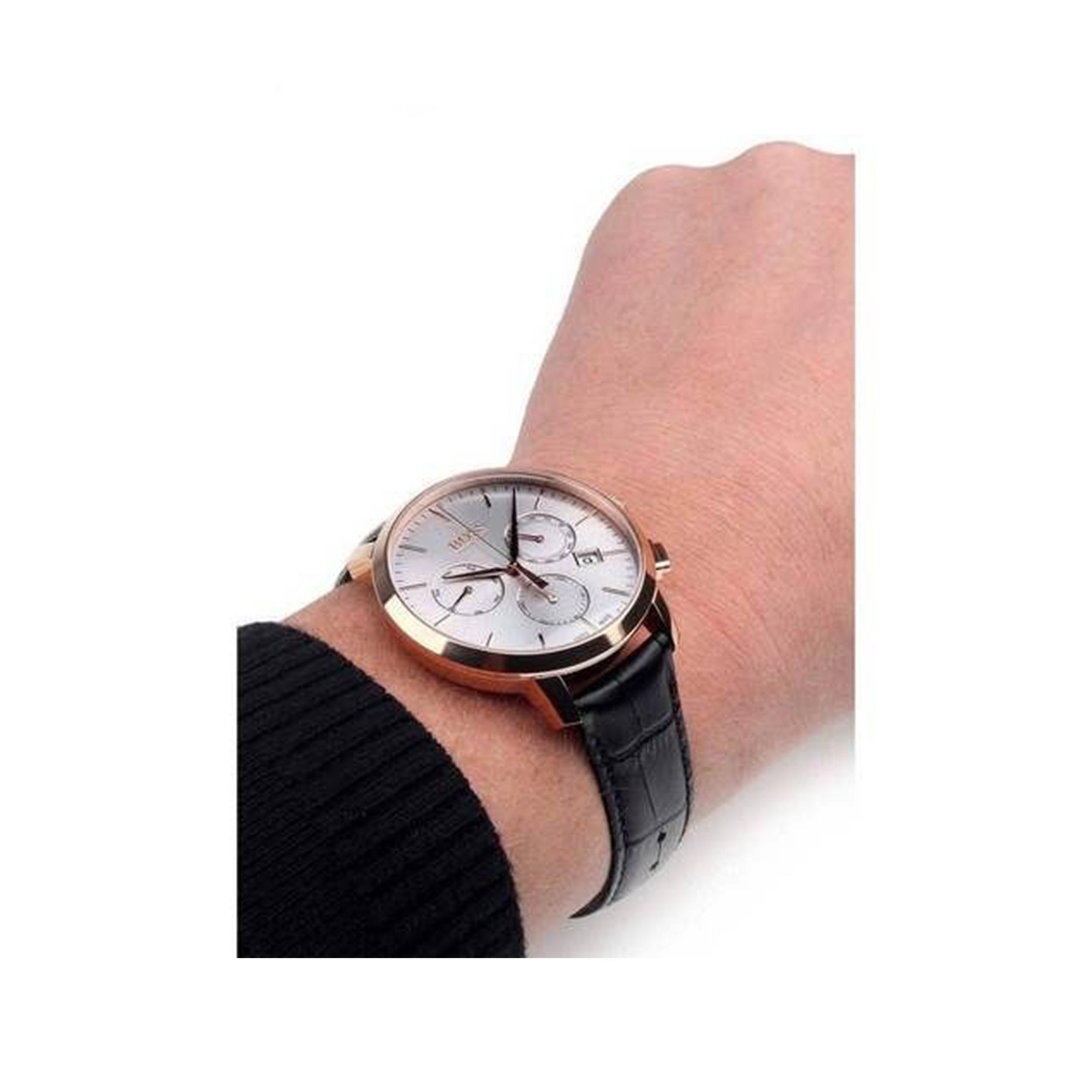 ساعت مچی عقربه ای مردانه هوگو باس مدل 1513264