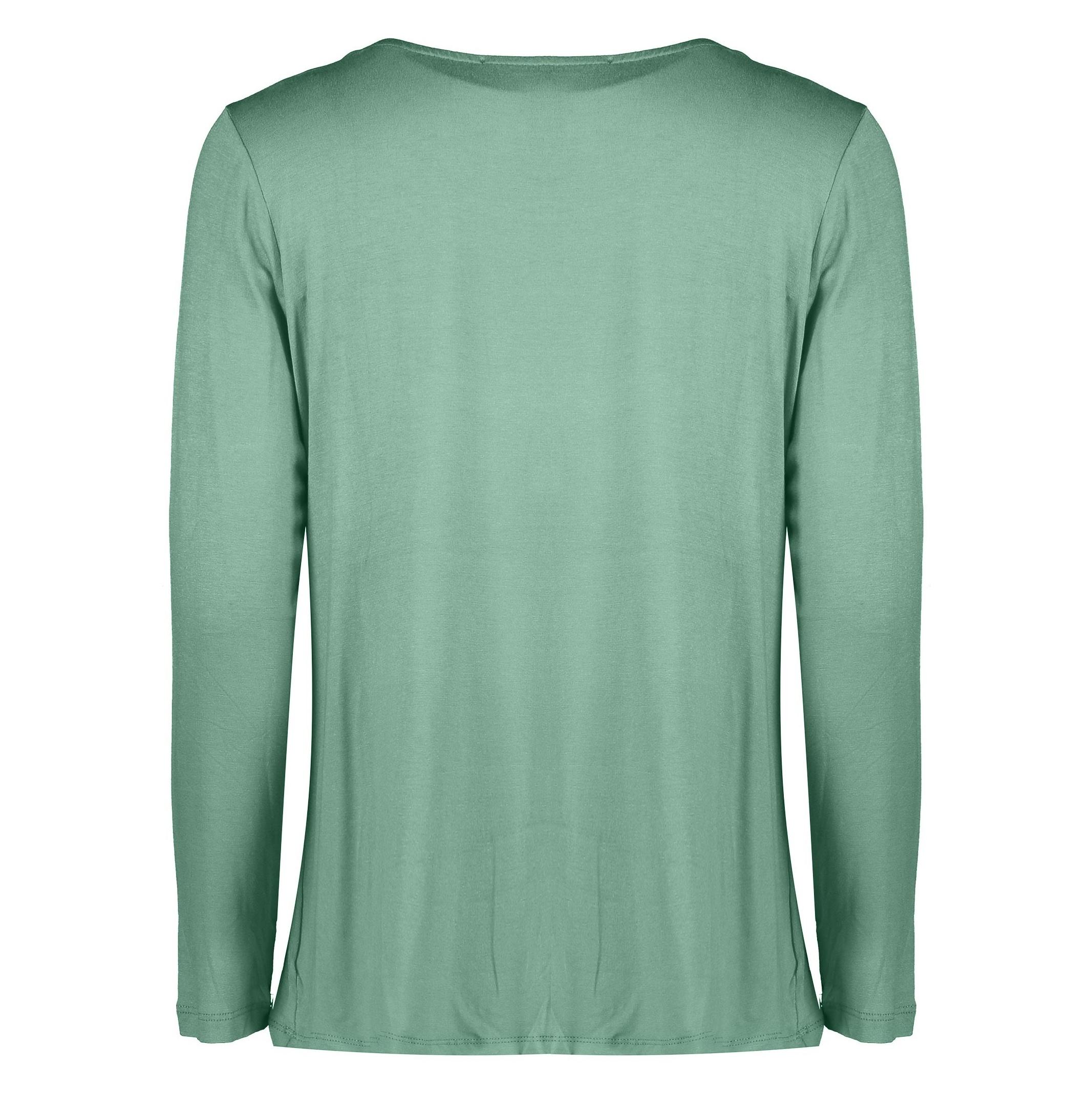 تی شرت آستین بلند نه - رامکات