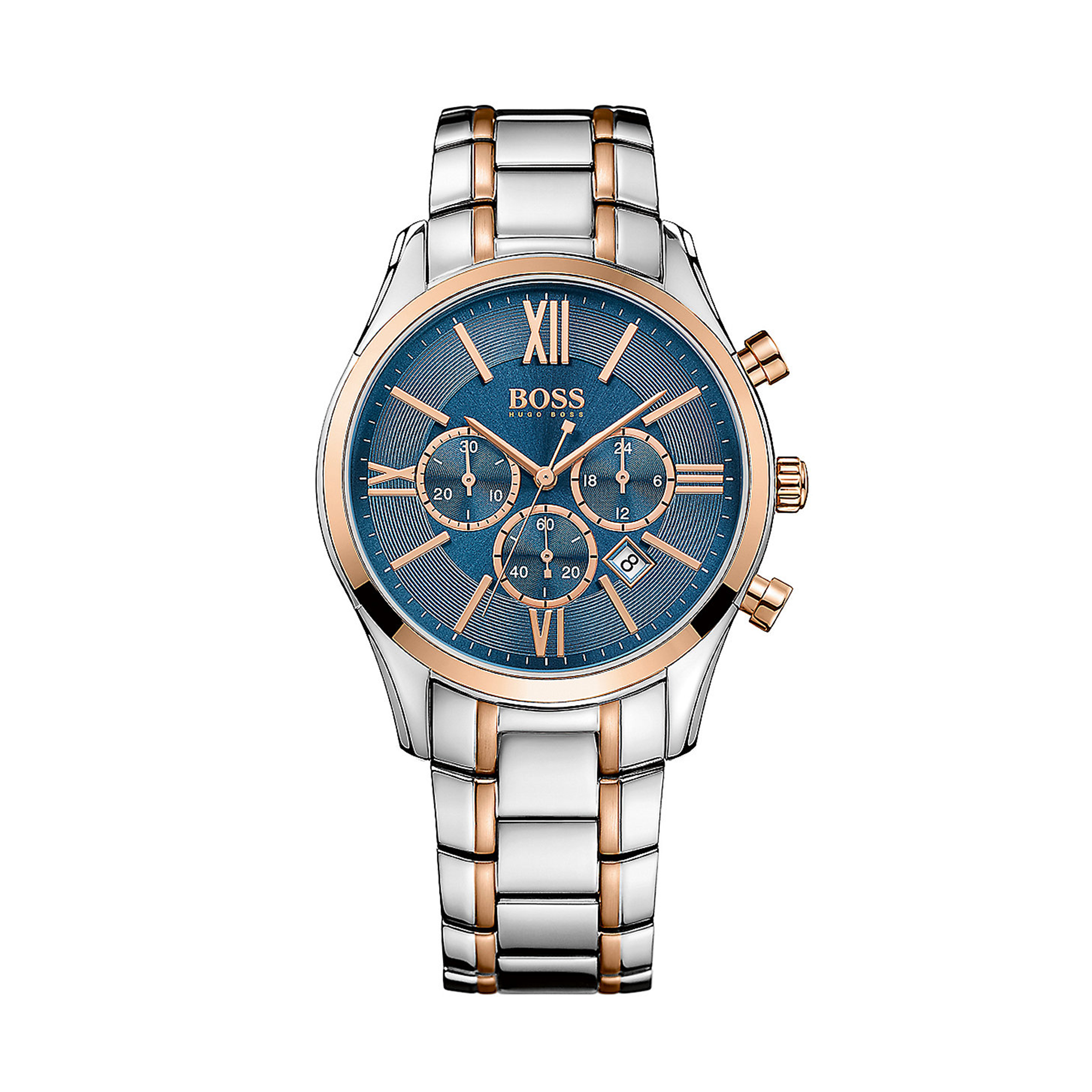 ساعت مچی عقربه ای مردانه هوگو باس مدل 1513321