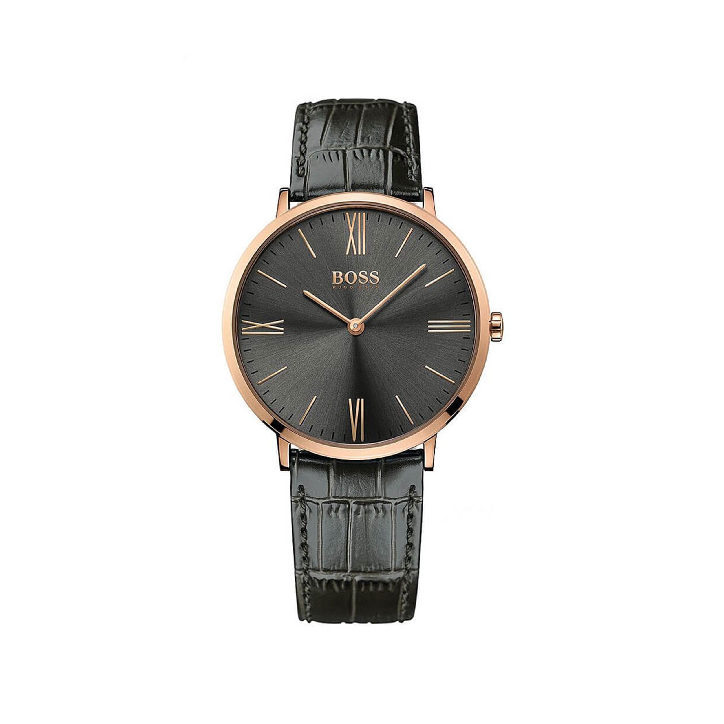 ساعت مچی عقربه ای مردانه هوگو باس مدل ۱۵۱۳۳۷۲