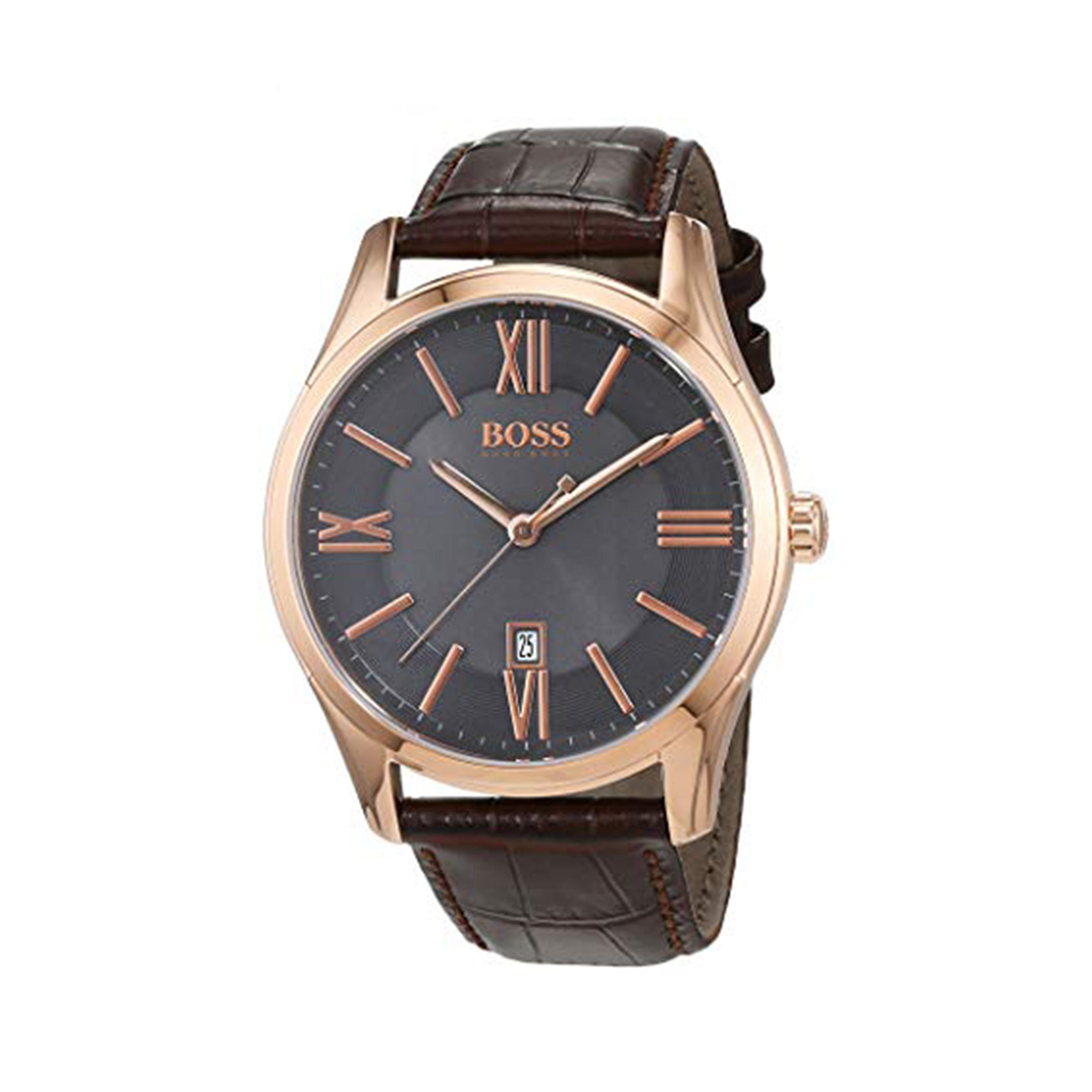 ساعت مچی عقربه ای مردانه هوگو باس مدل 1513387