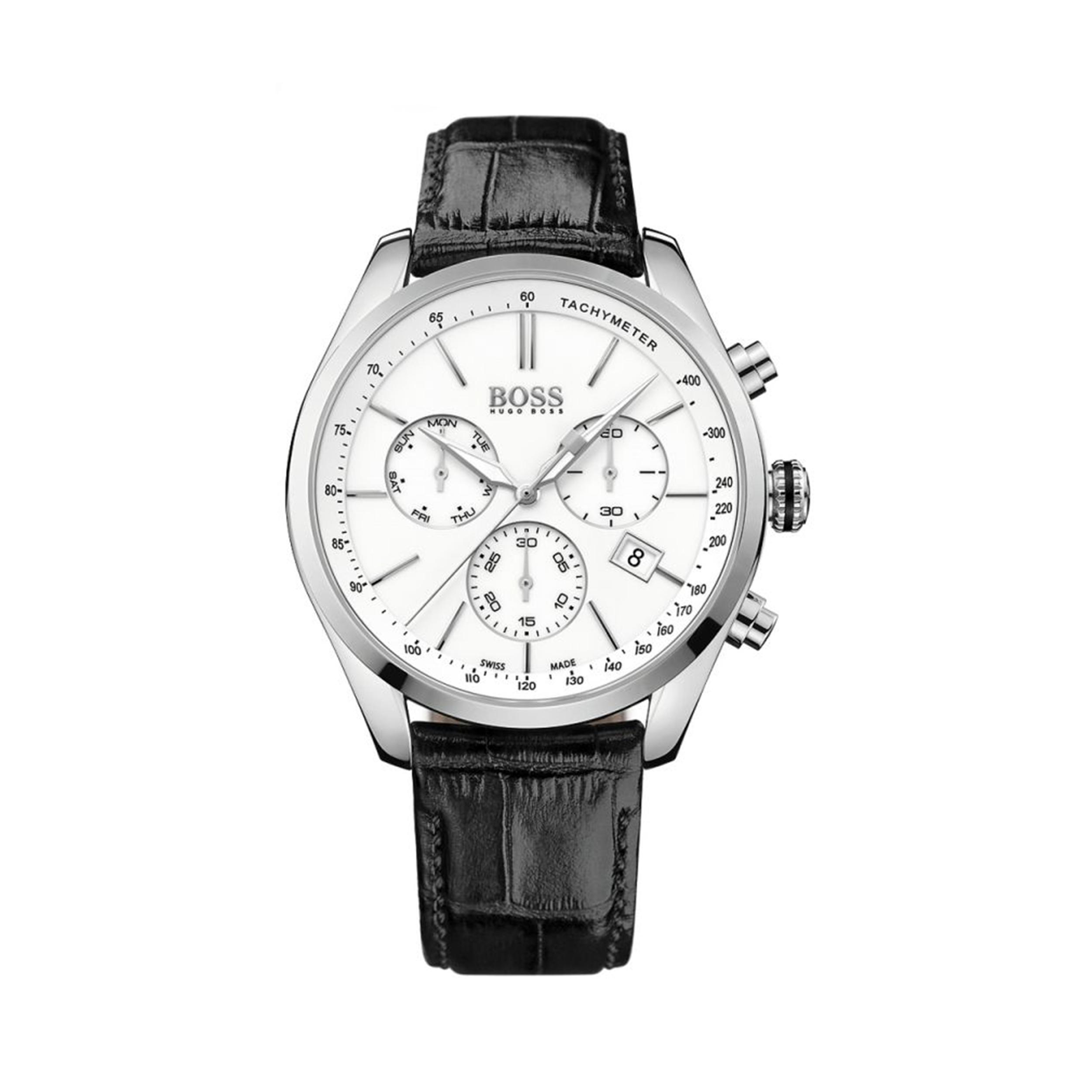 ساعت مچی عقربه ای مردانه هوگو باس مدل 1513394
