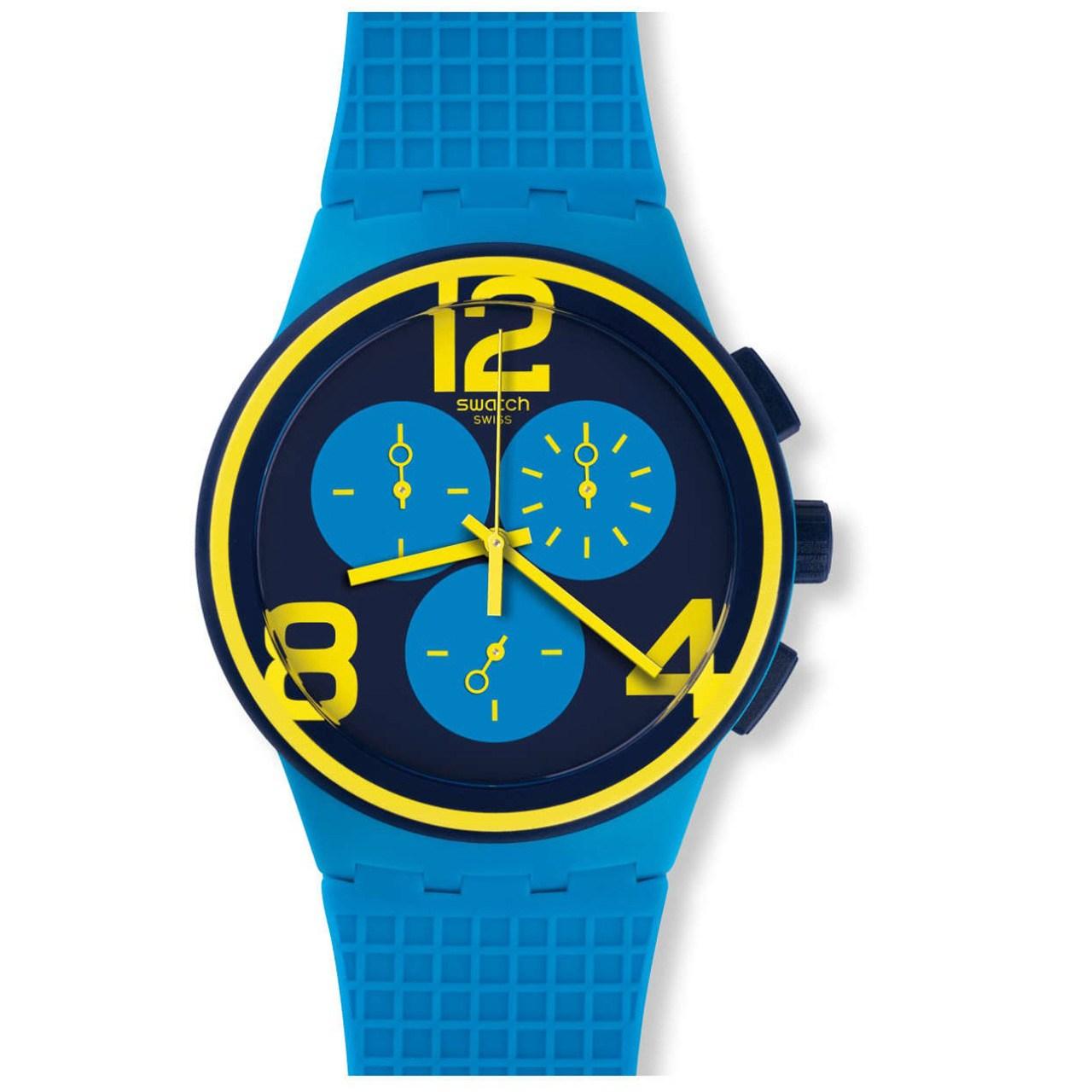 ساعت مچی عقربهای سواچ مدل SUSS100