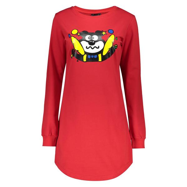 پیراهن کوتاه زنانه - تچر