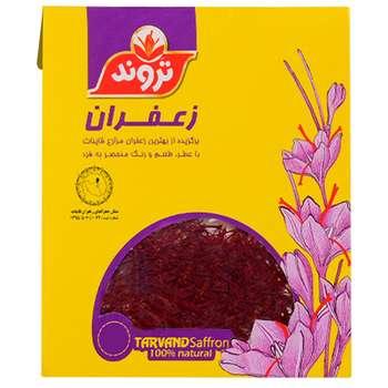 زعفران سرگل درجه یک  تروند مقدار  4.608 گرم