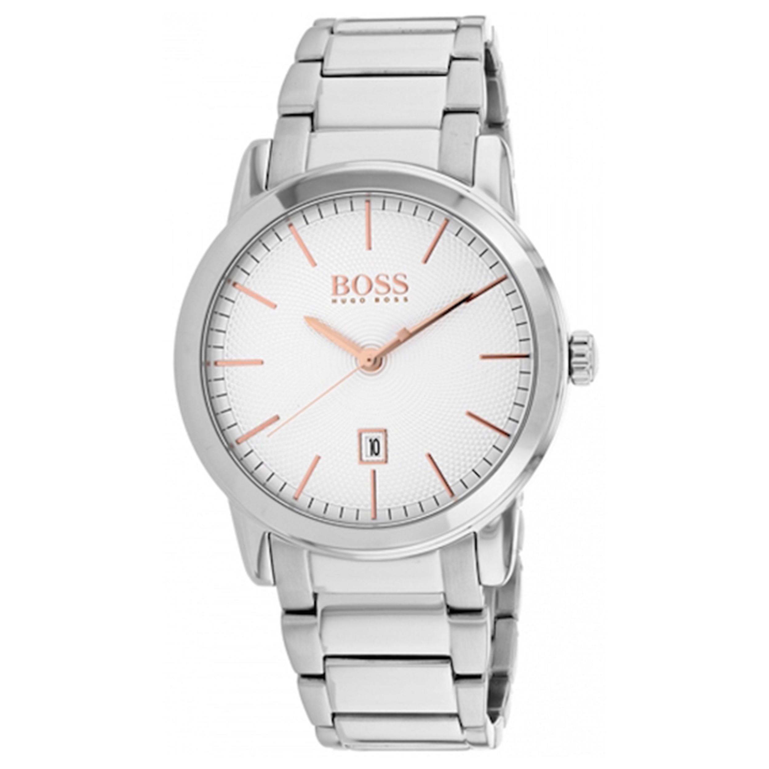 کد تخفیف                                      ساعت مچی عقربه ای مردانه هوگو باس مدل 1513401