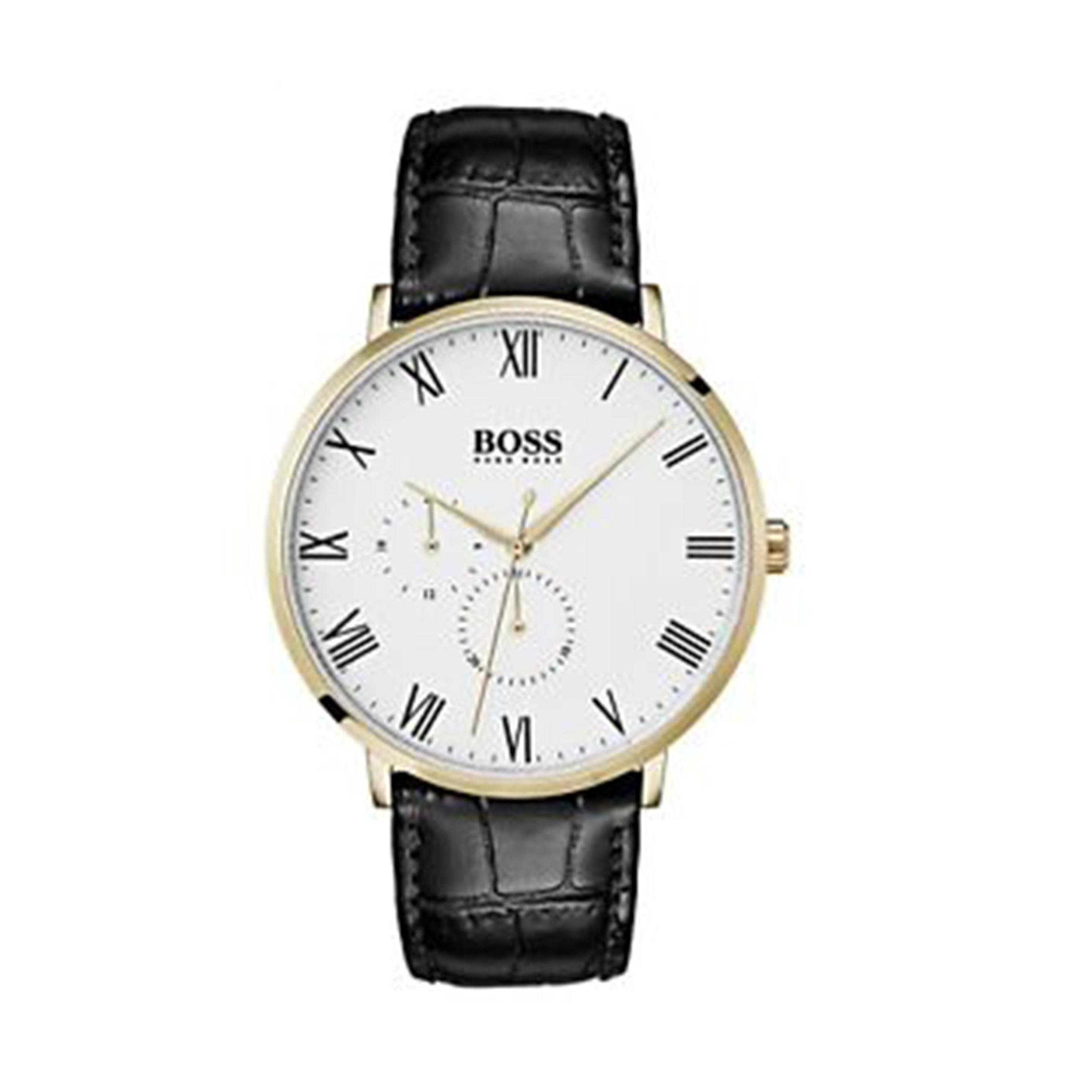 کد تخفیف                                      ساعت مچی عقربه ای مردانه هوگو باس مدل 1513620