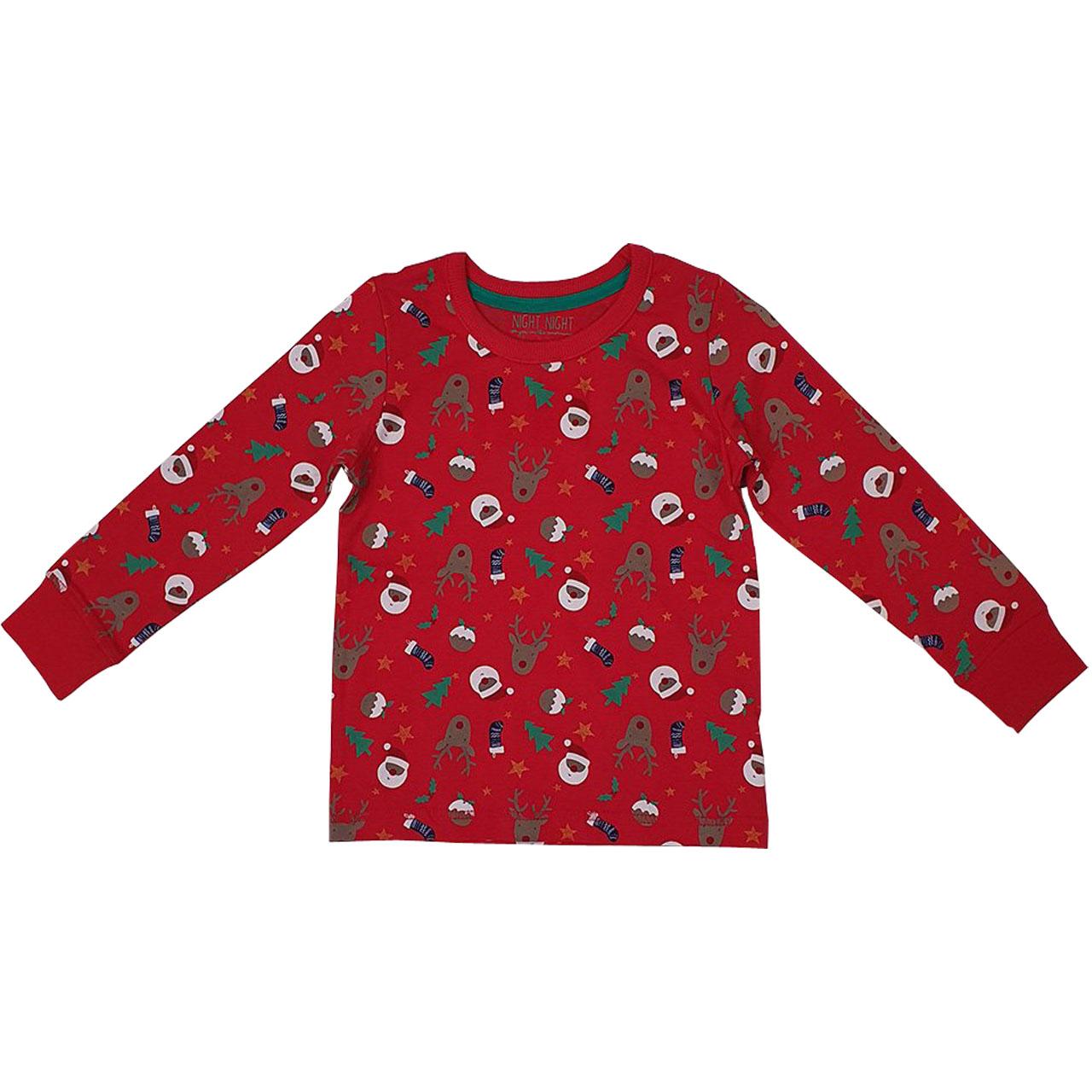 تی شرت بچگانه طرح گوزن کد 9803