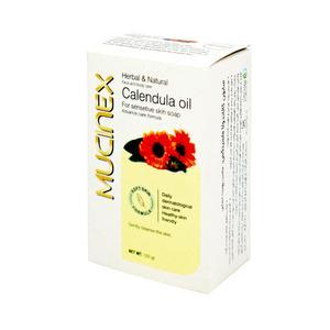 صابون ضد باکتری ماسینکس مدل calendula وزن 120 گرم