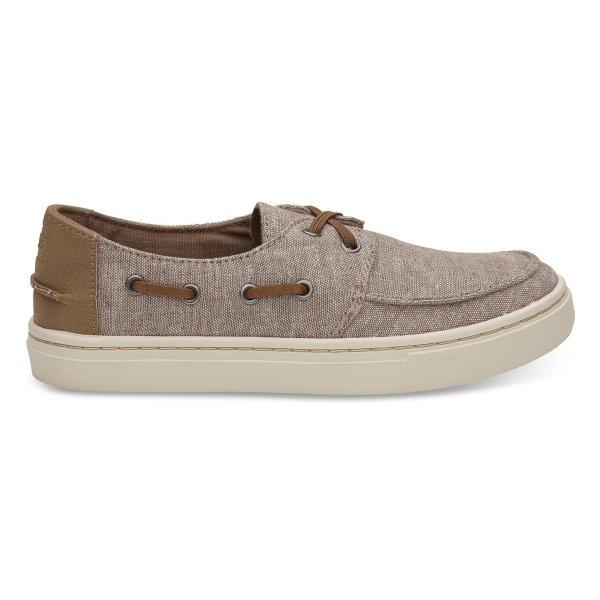 کفش پارچه ای پسرانه - تامز