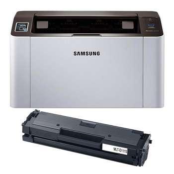 تصویر پرینتر لیزری سامسونگ مدل Xpress M2020 Samsung Xpress M2020 Laser Printer