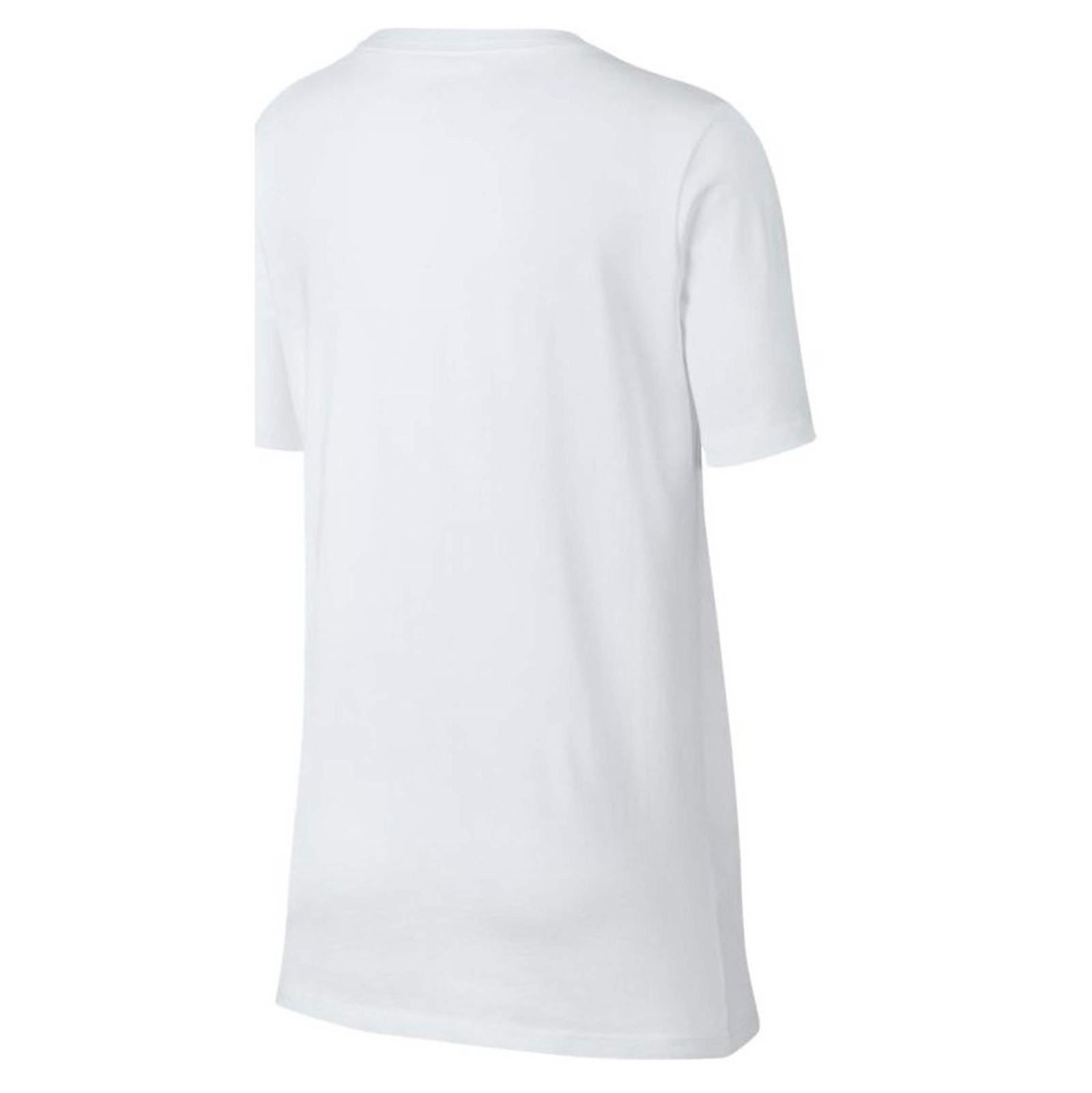 تی شرت ورزشی آستین کوتاه پسرانه Air Liberty - نایکی - سفيد - 4