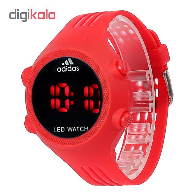 ساعت مچی دیجیتال مردانه مدل AD 663 - GHR             قیمت