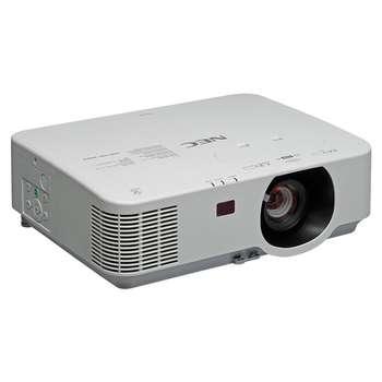 تصویر ویدئو پروژکتور ان ای سی مدل NP-P554W NEC NP-P554W Video Projector