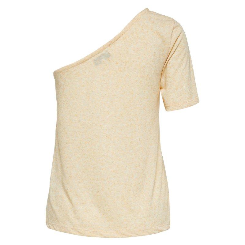 تی شرت یقه رومی زنانه - سلکتد