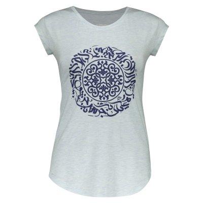 تی شرت یقه گرد زنانه - گارودی