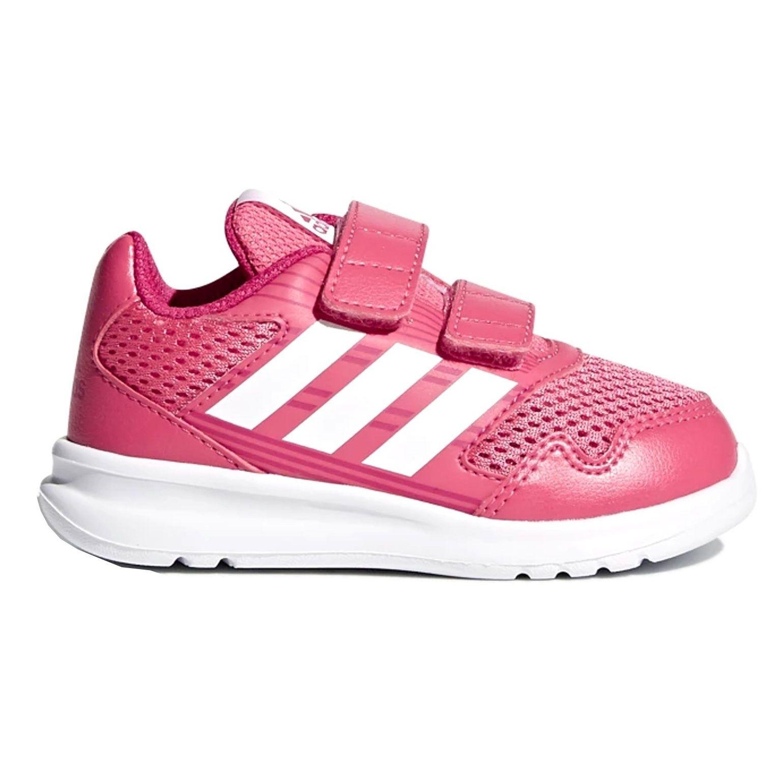 کفش دویدن چسبی نوزادی Altarun - آدیداس - صورتی - 1