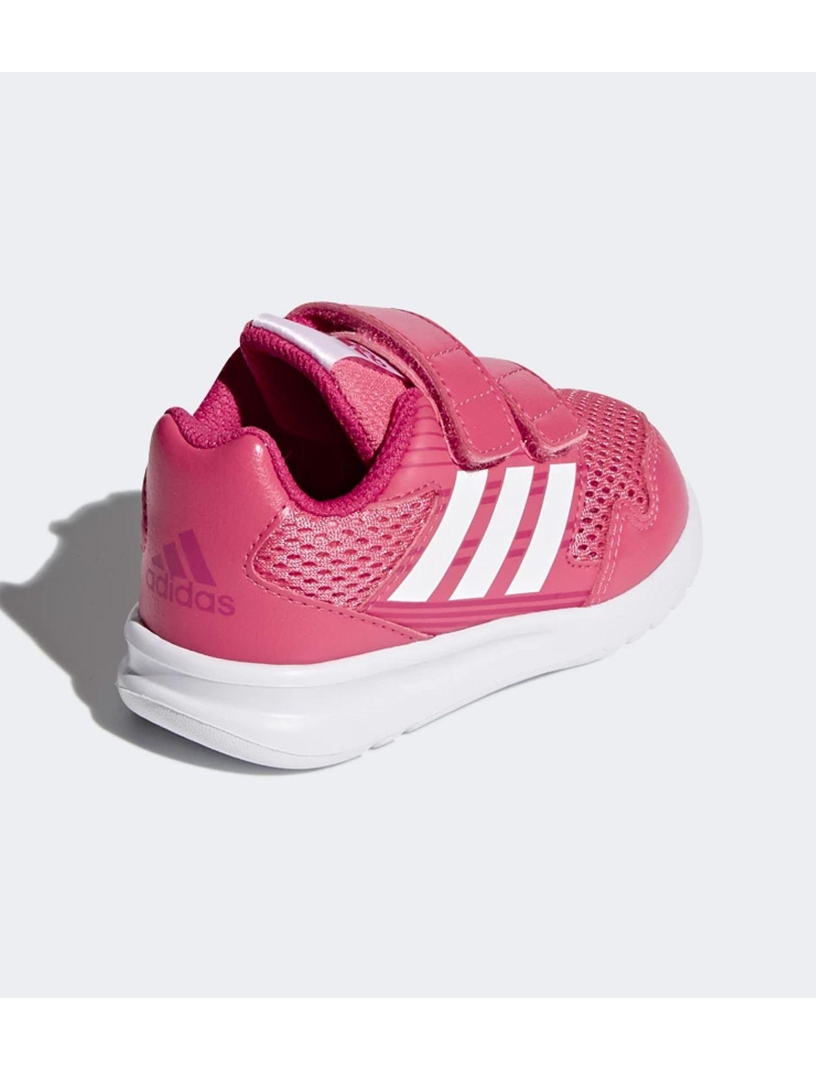کفش دویدن چسبی نوزادی Altarun - آدیداس - صورتی - 5
