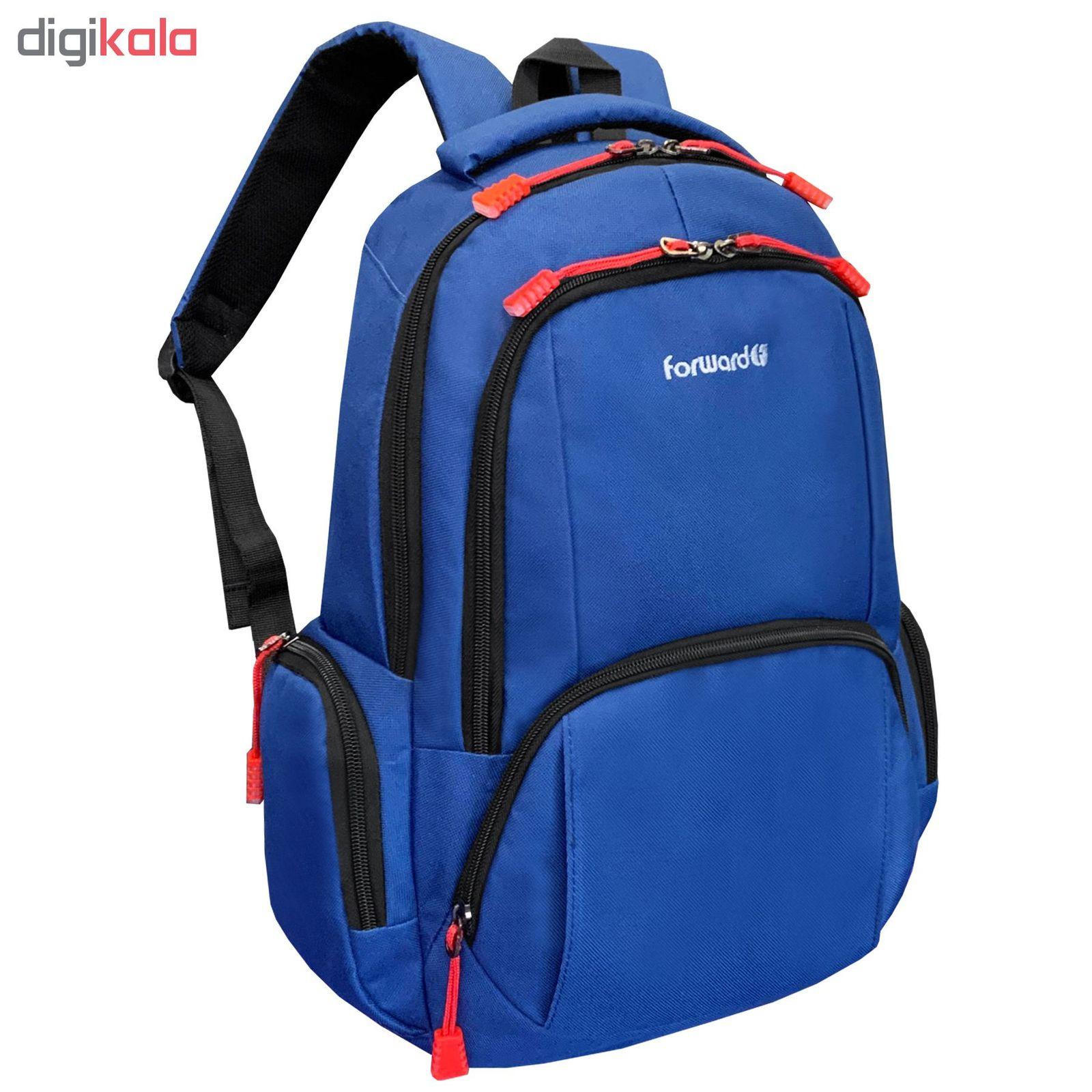 کوله پشتی لپ تاپ فوروارد مدل FCLT9006 مناسب برای لپ تاپ 16.4 اینچی main 1 3