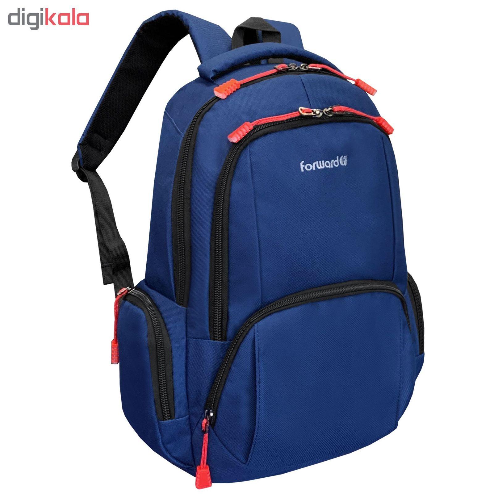 کوله پشتی لپ تاپ فوروارد مدل FCLT9006 مناسب برای لپ تاپ 16.4 اینچی main 1 4