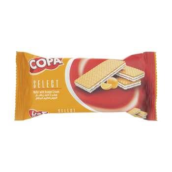 ویفر کرمی کوپا با طعم پرتقال - 40 گرم