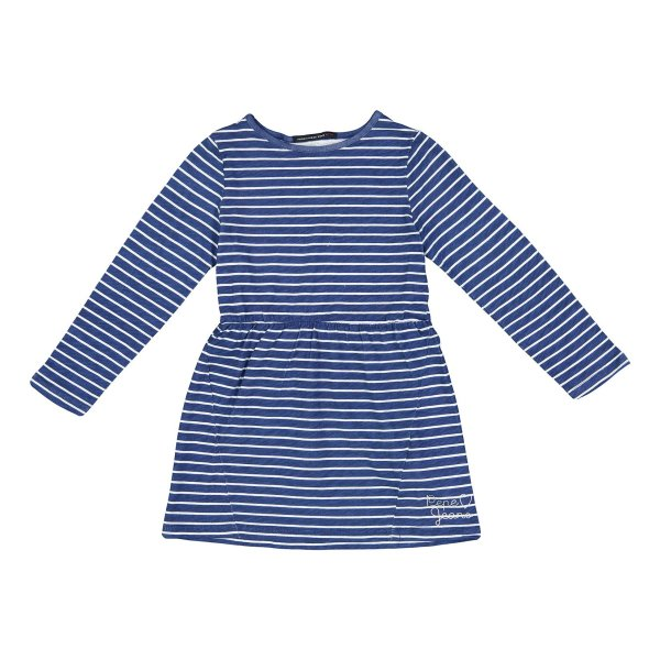 پیراهن نخی دخترانه Vana Kids - پپه جینز