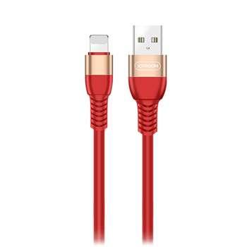 کابل تبدیل USB به لایتنینگ جوی روم مدل S318 طول 3 متر