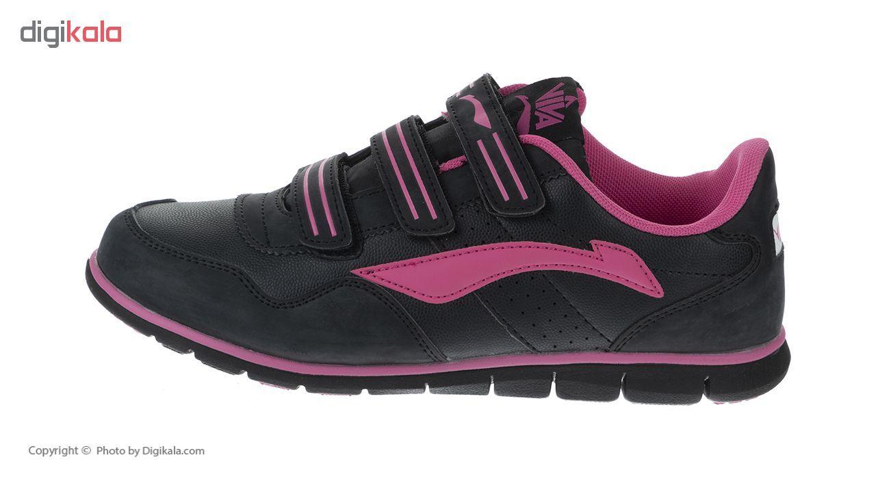 کفش مخصوص پیاده روی زنانه ویوا کد MS3658 -  - 3