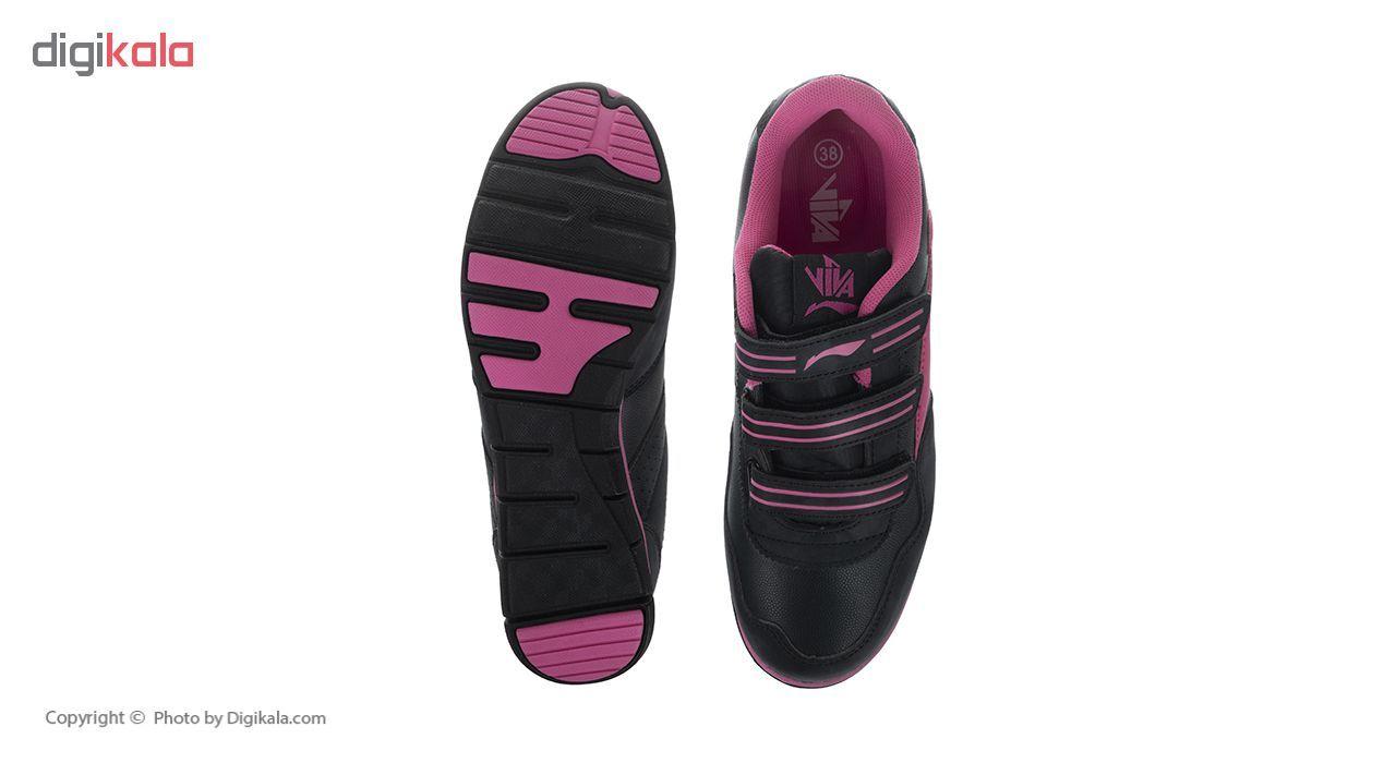 کفش مخصوص پیاده روی زنانه ویوا کد MS3658 -  - 8