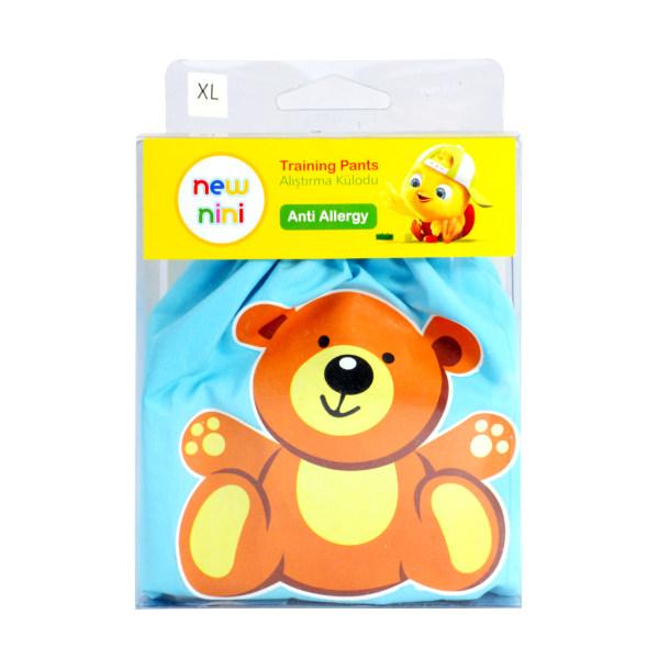 شورت آموزشی کودک نیو نی نی مدل Bear سایز xl