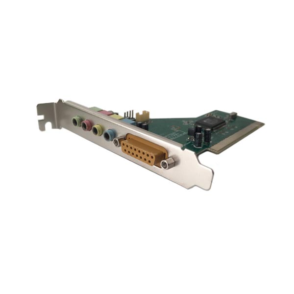 کارت صدا PCI کد 006