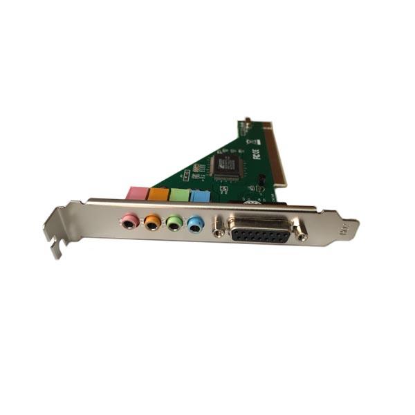 کارت صدا PCI کد 007