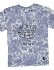 تی شرت نخی یقه گرد پسرانه - بلوکیدز - آبي - 1