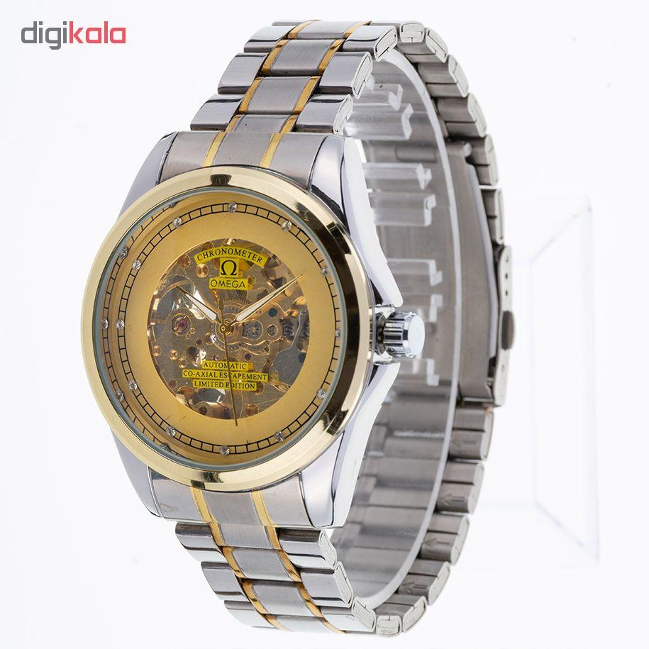 ساعت مچی عقربه ای مردانه کد R2012                     غیر اصل