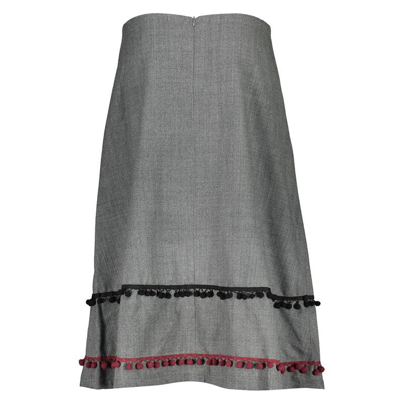 دامن بلند زنانه - نسا بانو