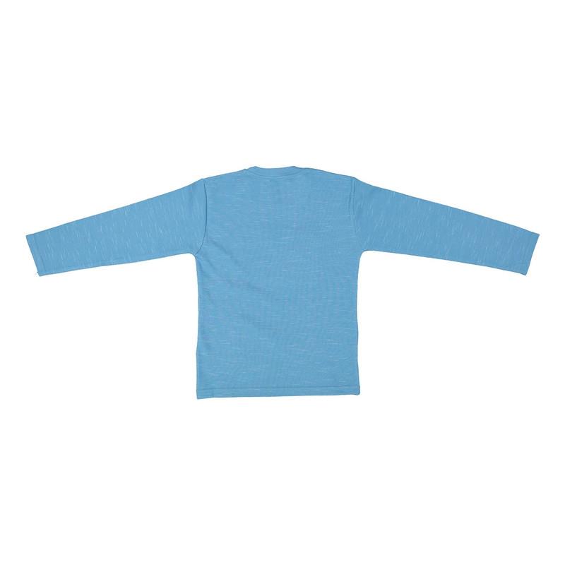 تی شرت نخی یقه گرد پسرانه MC - تدی بیر