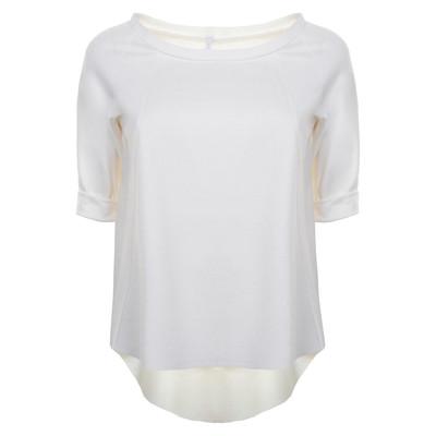 Photo of تی شرت ویسکوز یقه گرد زنانه – امپریال