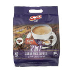 قهوه بدون شکر کوپا مدل 2in1 بسته 40 عددی