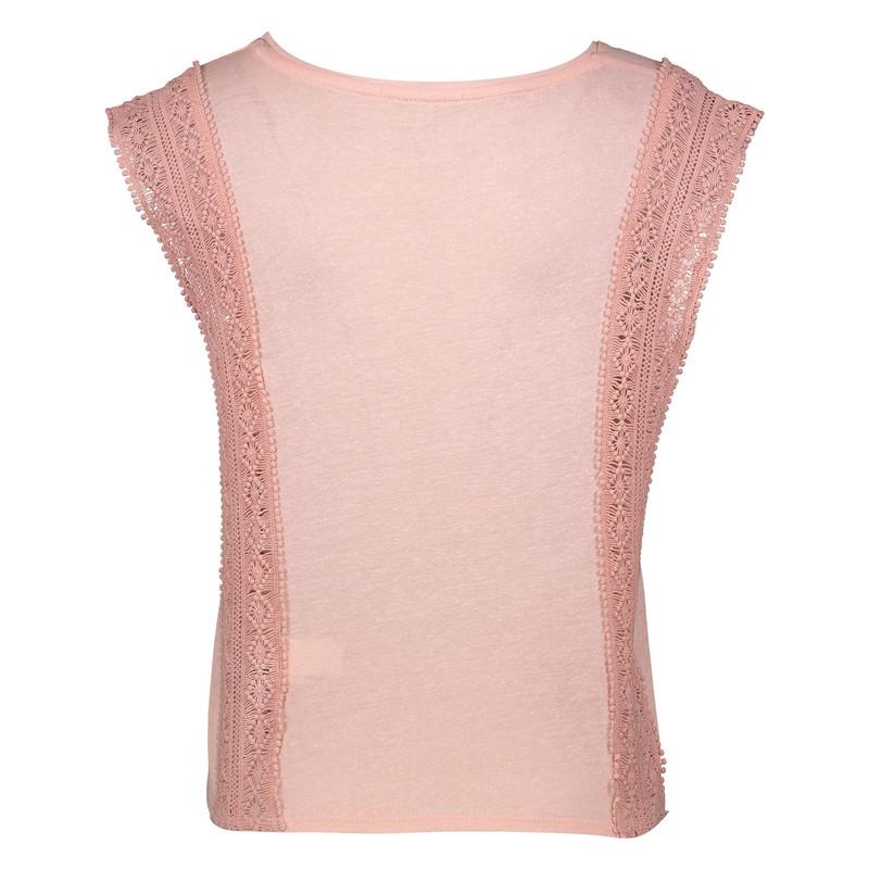 بلوز ویسکوز آستین حلقه ای زنانه Summer - پپه جینز
