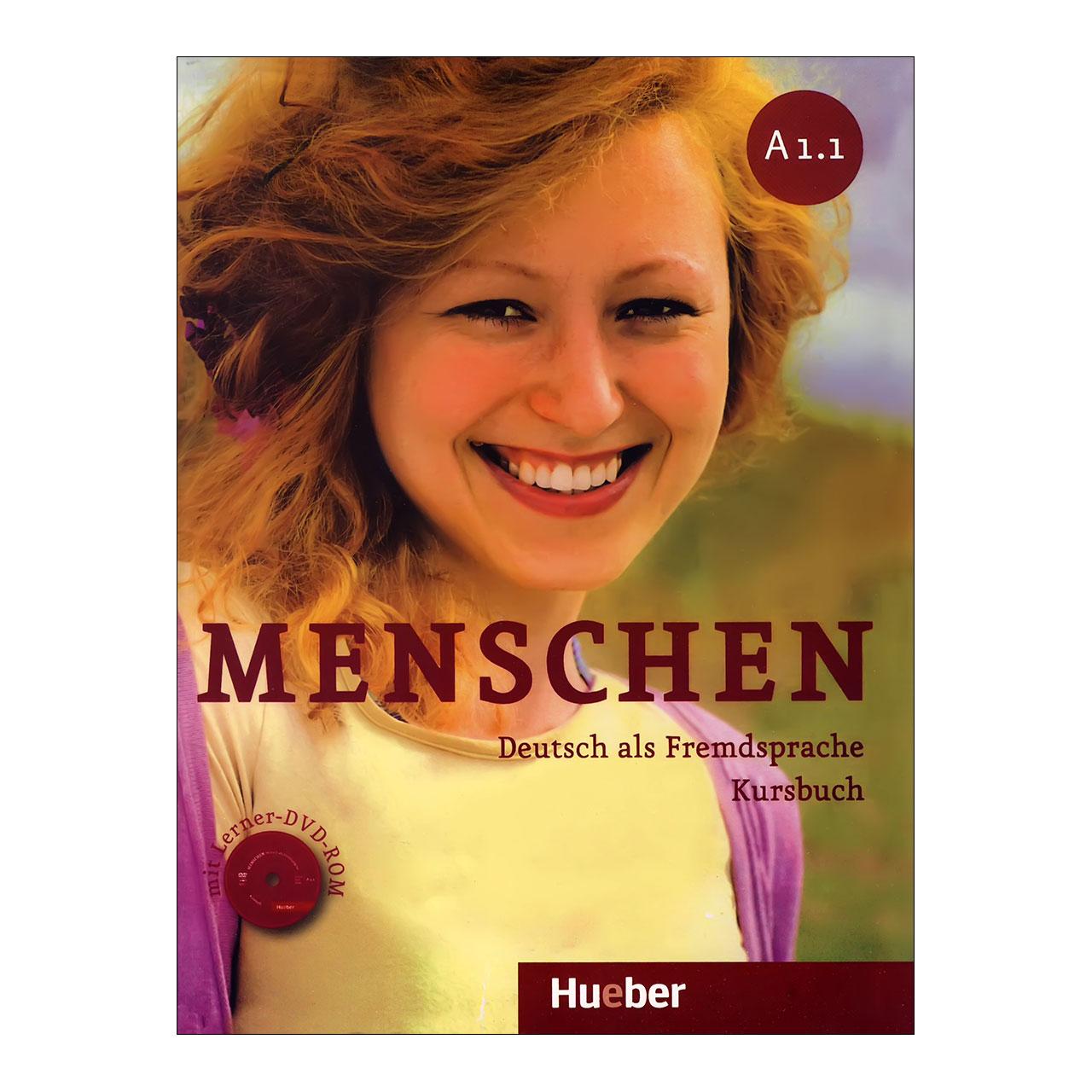 خرید                      کتاب menschen A1.1 اثر جمعی از نویسندگان انتشارات Hueber