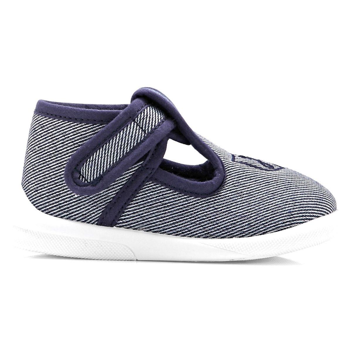کفش چسبی نوزادی پسرانه Sommeil - جاکادی - آبي - 1