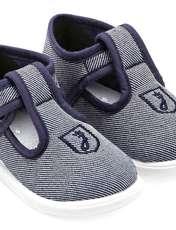 کفش چسبی نوزادی پسرانه Sommeil - جاکادی - آبي - 3
