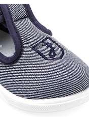 کفش چسبی نوزادی پسرانه Sommeil - جاکادی - آبي - 4