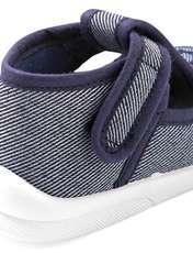 کفش چسبی نوزادی پسرانه Sommeil - جاکادی - آبي - 5