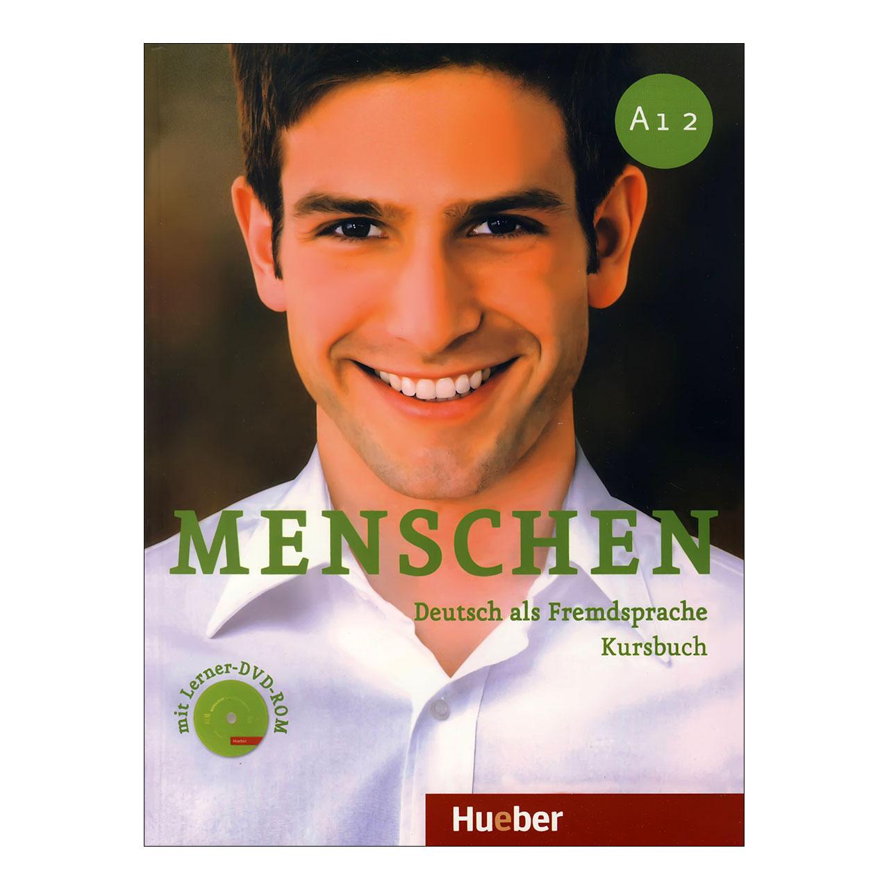 خرید                      کتاب menschen A1.2 اثر جمعی از نویسندگان انتشارات Hueber