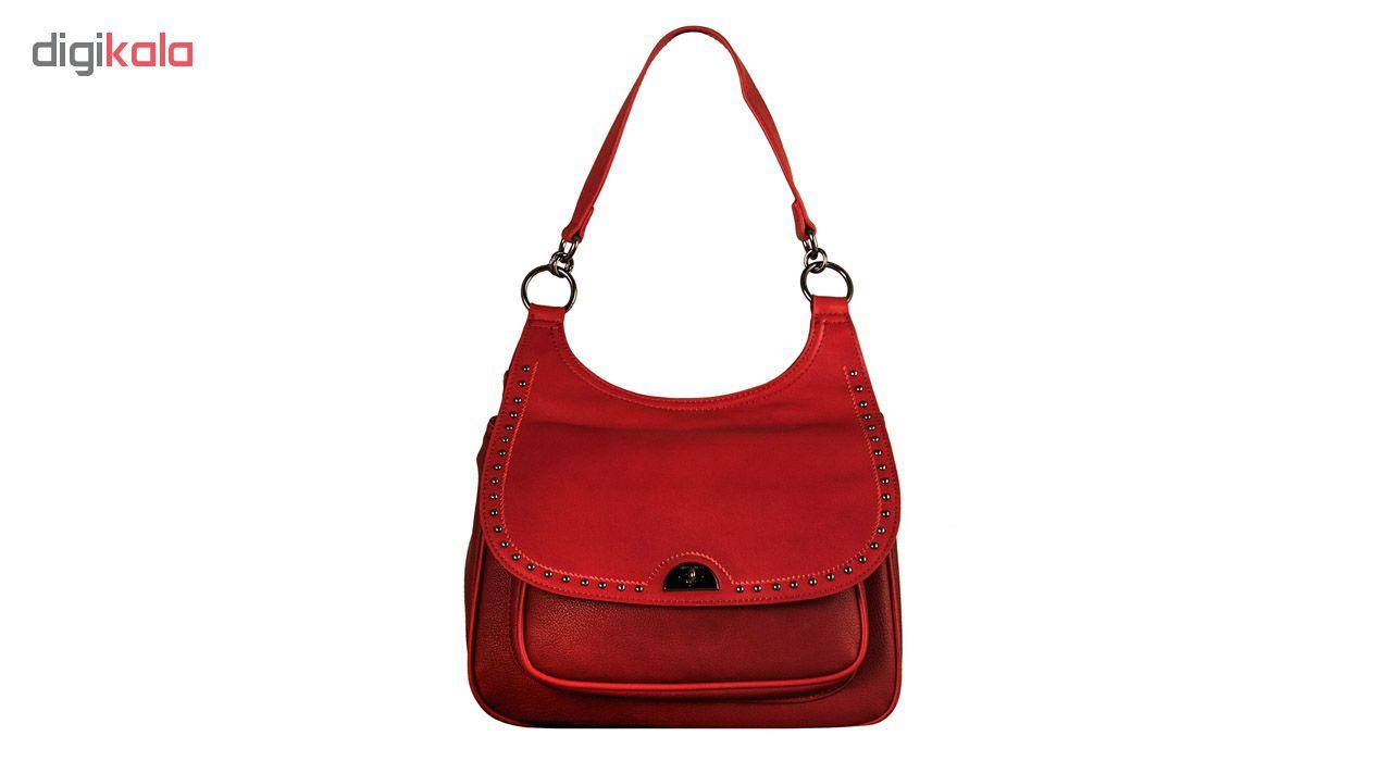 کیف دوشی زنانه دیوید جونز کد 5385