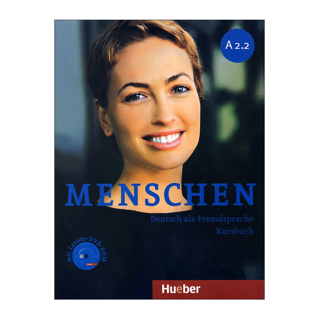 خرید                      کتاب menschen A2.2 اثر جمعی از نویسندگان انتشارات Hueber